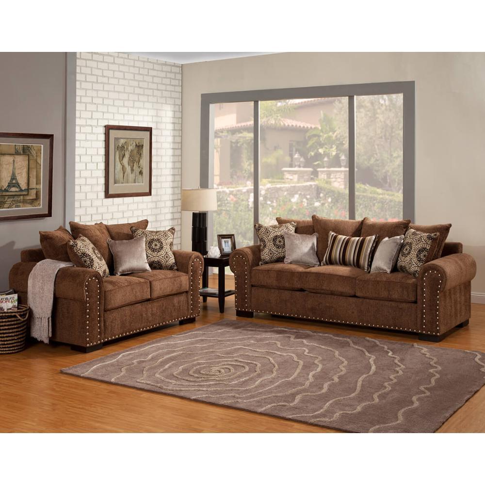 See Details - Razor Sofa and Love Seat