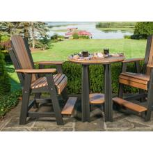 See Details - Balcony Table Set