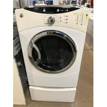 Used GE® 7.0 Cu.Ft. Super Capacity Gas Dryer with Pedestal