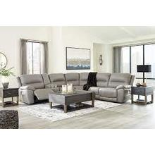 View Product - Dunleith 6 Piece Power Headrest Sectional