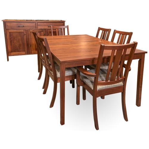 Unplugged Furniture - Elroy Dining Room Set