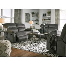 93803  Double Reclining Sofa, Reclining Loveseat and Recliner - Bolzano