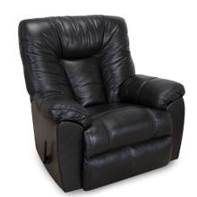 View Product - The Connery Leather Rocker Recliner