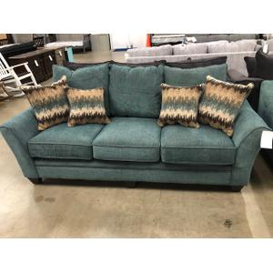 American Furniture Manufacturing - Teal Sofa