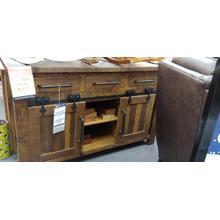 Pioneer Drawers & Doors Buffet