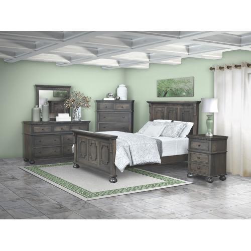 Briarwood- Wingate Bed