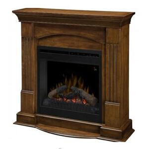 Dimplex - Jade Mantels Electric Fireplace