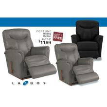 Fortune Rocker-Recliner. Buy One, Get One FREE!