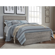 Culverbach - Gray - Queen Panel Bed
