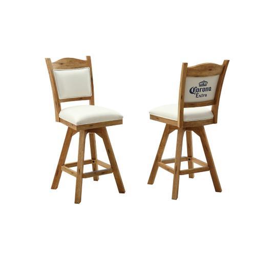 "Eci Furniture - 30"" Corona Swivel Barstool"