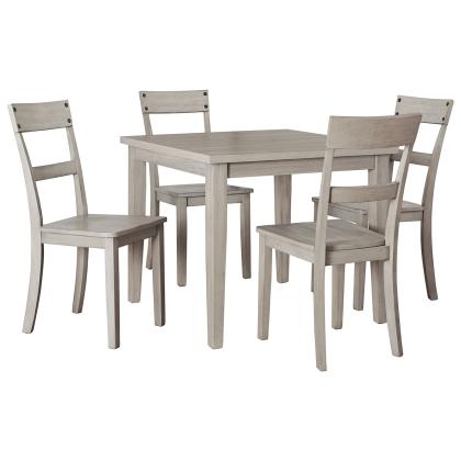 See Details - Loratti - 5 pcs Dining Set