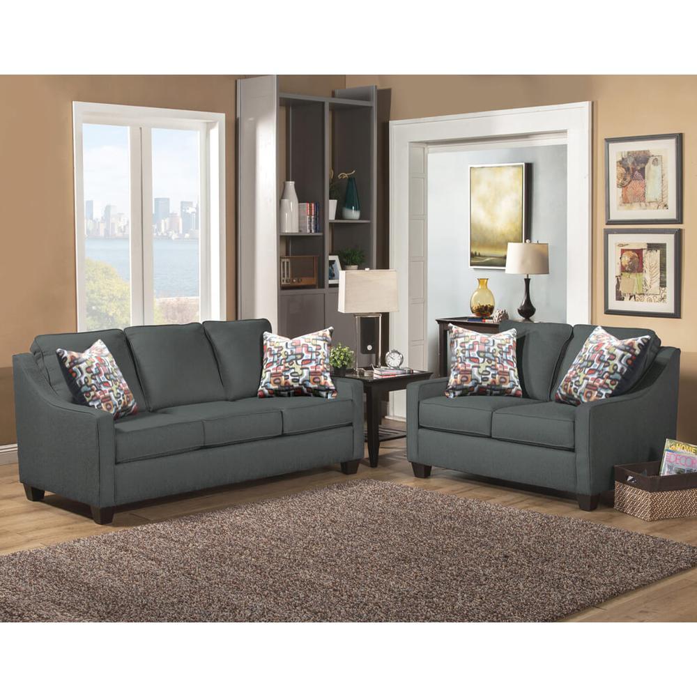 Murphy Sofa and Love Seat