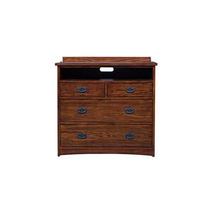Colorado 4-Drawer TV Chest
