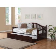 Arched Twin Daybed With Trundle