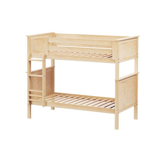 Jackpot Bristol Twin/Twin Bunk In Natural Finish