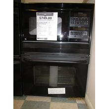 "GE 30"" MICROWAVE/THERMAL DOUBLE WALL OVEN"