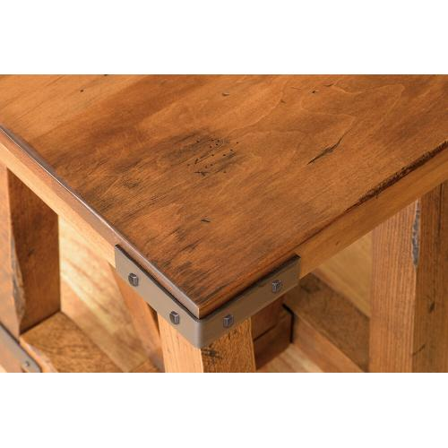 Olde Farmstead - Large Square End Table