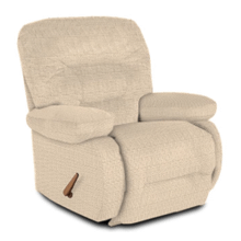 MADDOX Rocker Recliner in Ivory  (6n07-19087)