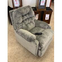 Stanton Power Rocker Recliner in Coleman Slate . 100% Polyester . CC:  S
