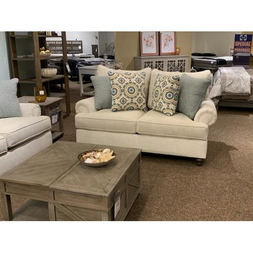 Sham 10 Sofa and Matching Love Seat