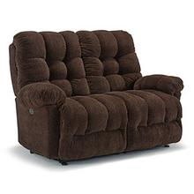 See Details - Everlasting Reclining Loveseat - Cocoa