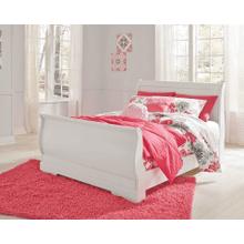 See Details - Anarasia - White - Full Sleigh Bed