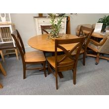 "5 Piece ""Cosmopolitan"" Dining Set"