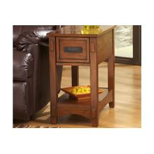 Breegin chairside table