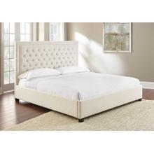 See Details - Isadora King Bed - White