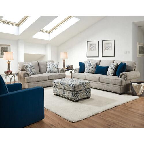 "American Furniture Manufacturing - LOVESEAT ""8102ASH"""