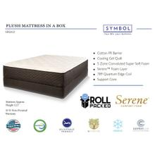Plush Mattress in A Box