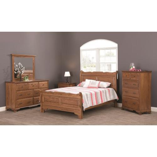 Amish Craftsman - Berkshire Bedroom Collection