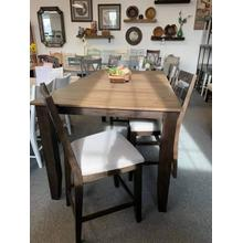 """Beacon"" 5 Piece High Dining Set"