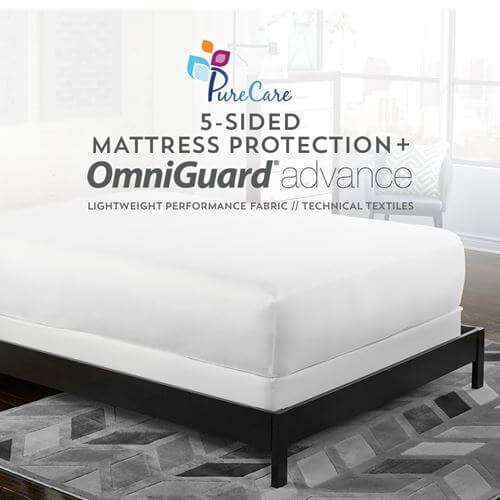 OmniGuard Advanced 5-Sided Mattress Protector