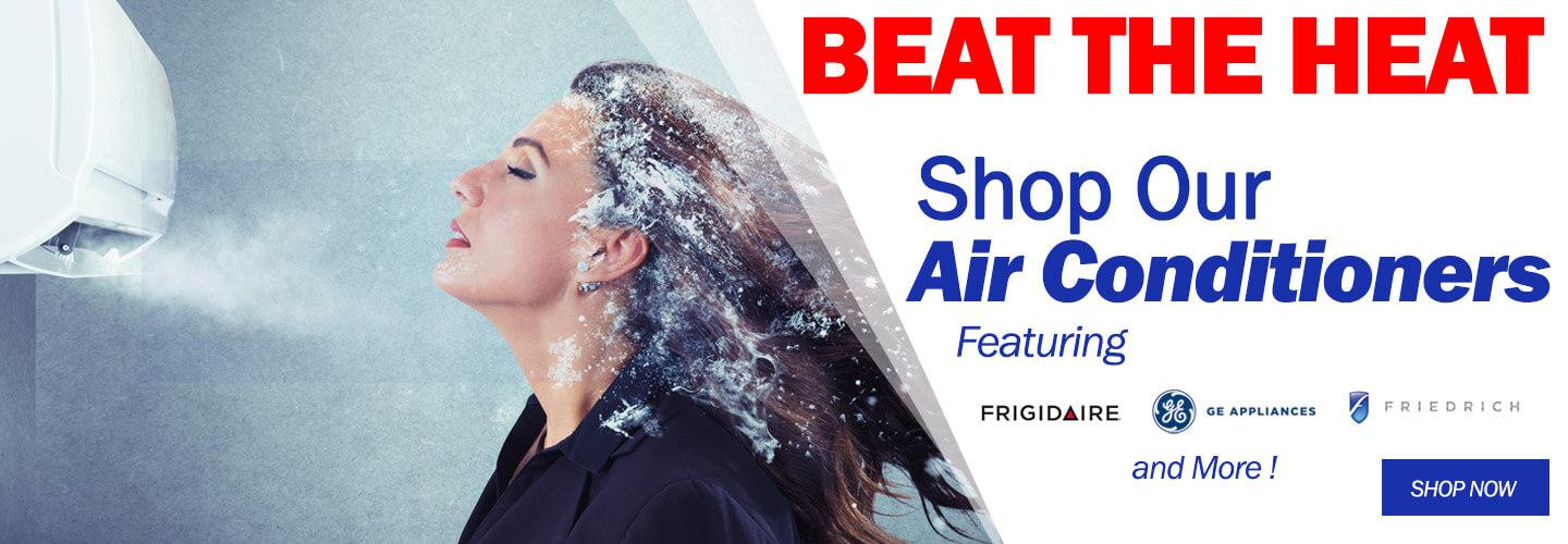 Shop Air Conditioners!