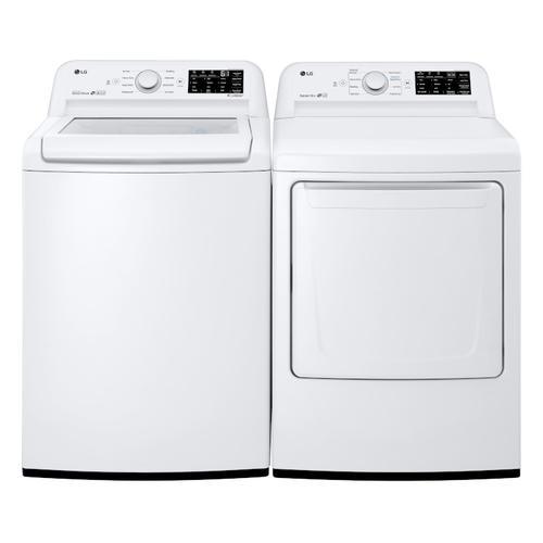 Packages - Huge Savings on this LG Top Load Hi Efficiency Washer & Electric Dryer!!!