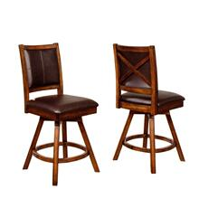 New Jersey Counter Height Swivel Stool