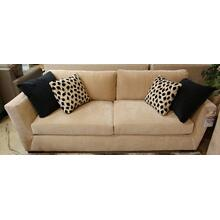 KG28400  Sofa, Loveseat and Chair - Klei Ecru Bels Black
