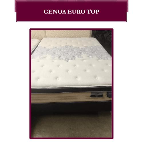 Restonic - Genoa - Euro Top - Queen