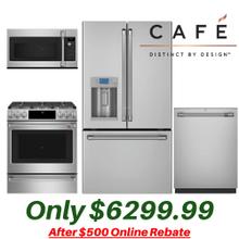 See Details - Cafe 4 Piece Kitchen Suite