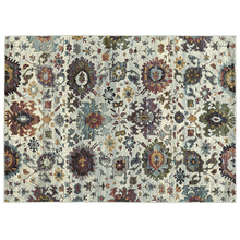 """See Details - 5'3"""" X 7'3"""" ANDORRA AREA RUG      (7129A,91634)"""