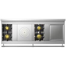 Chateau Grand Palais 180(N9) - 2 Burners - 1 French Plaque - 2 Burners - 1 Teppanyaki