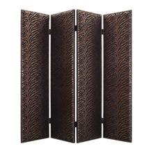 Azullian Screen  4 Panel Room Divider