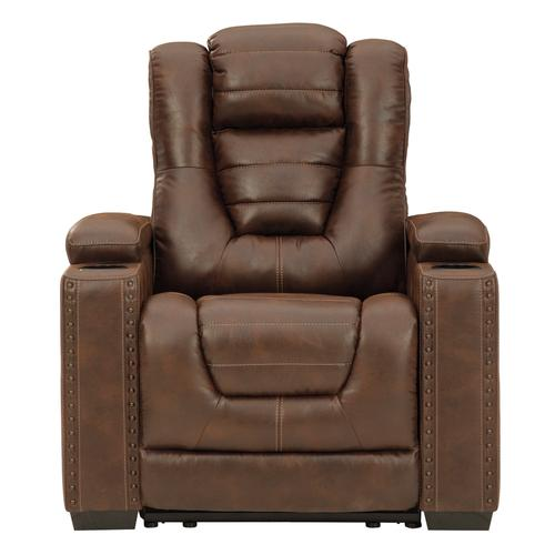 Owner's Box PWR Recliner