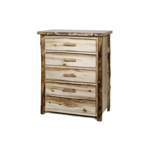 House Lodge Collection - Aspen 5 Drawer Chest