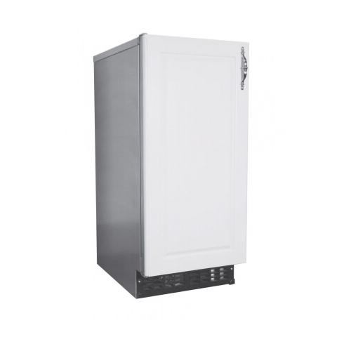 Air-cooled, Undercounter, Built in Storage Bin, up to 50 lb per day