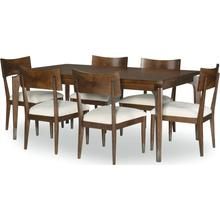 View Product - Savoy Legacy Classic 7 Piece Dinning Set