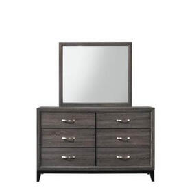 Akerson Dresser Gray