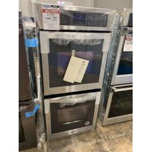 24 in. Double Electric Wall Oven Self-Cleaning in Stainless Steel **OPEN BOX ITEM** West Des Moines Location