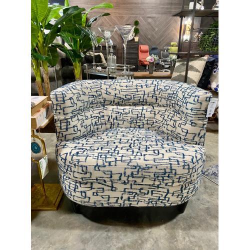 Gatsby Lapis Chair